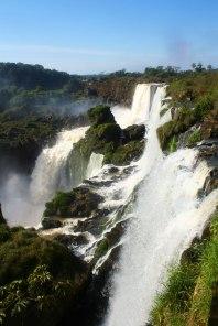 Les chutes d'Iguazu, côté argentin.