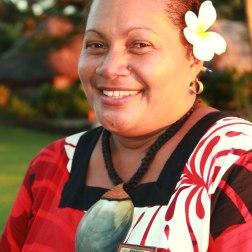 Sourire et accueil typiques de Fidji.