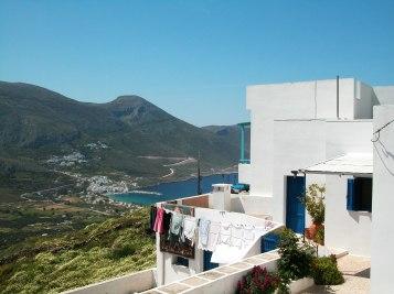 Amorgos: une île méconnue des Cyclades. (Grèce)