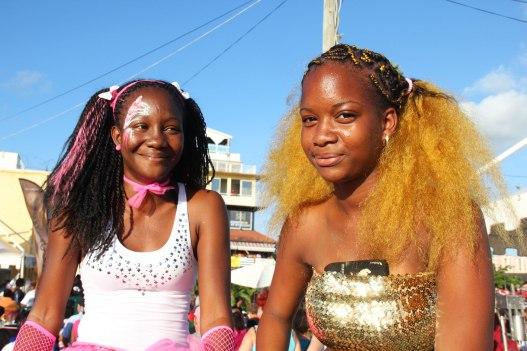 Le carnaval martiniquais est une fête pour tous...