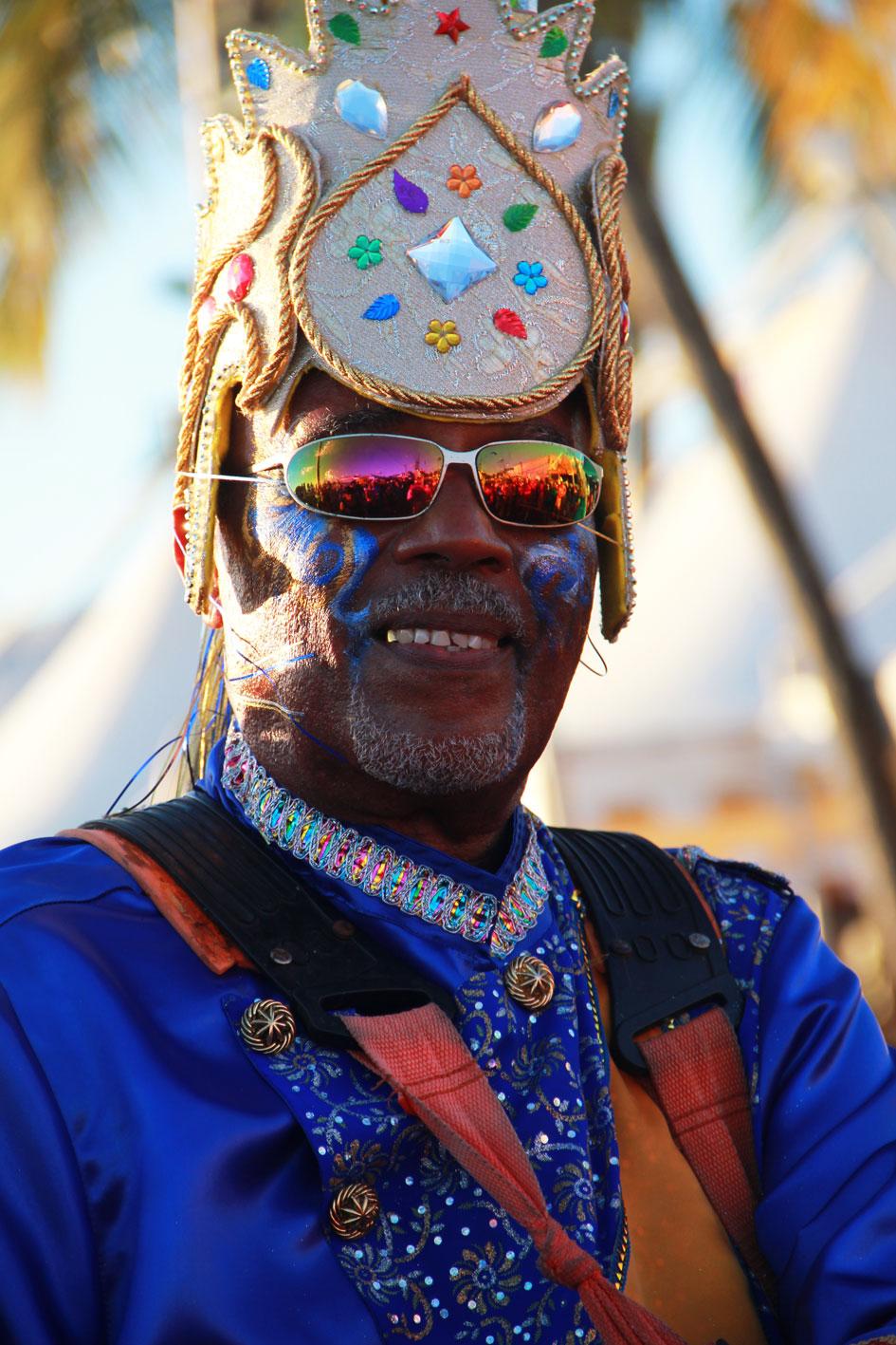 Martinique: Aux couleurs ducarnaval!
