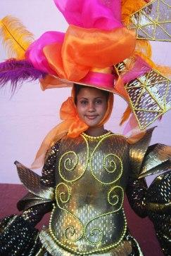 """Costume comme ceux des """"Parrandas"""" de Remedios. (Cuba)"""