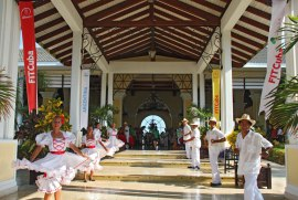 Accueil à la Foire du tourisme cubain (FIT)