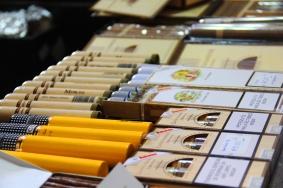 Cigares cubains, à La Havane.