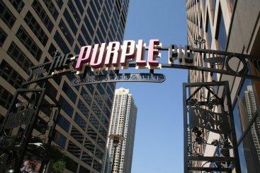 Restaurant The Purple Pig, à Chicago