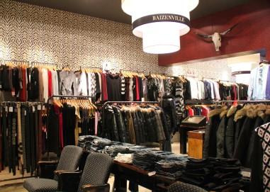 La boutique Baizenville, dans le quartier Saint-Roch, à Québec.