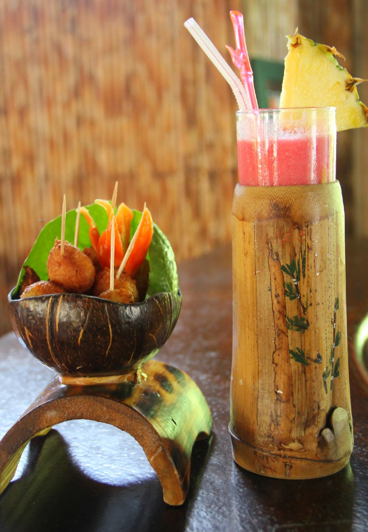 Martinique: saveurs et couleurs bonbons!