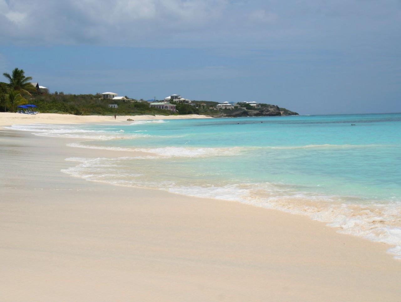Anguilla: Trouver son coin de paradis, ausoleil
