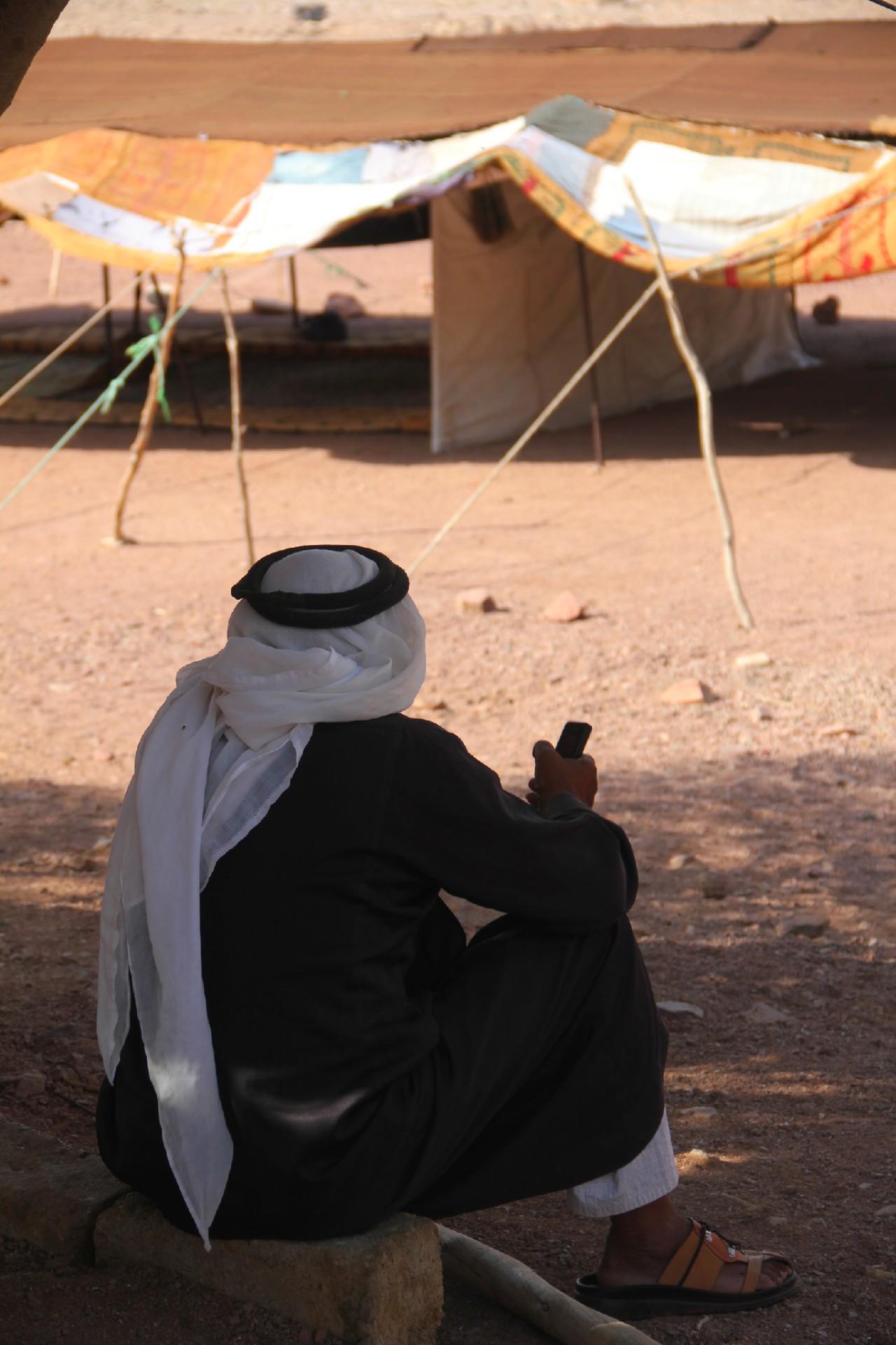 Jordanie: Rencontres avec lesBédouins