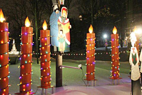 Québec: Fééries de Noël enMauricie