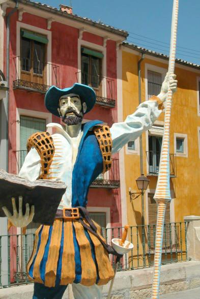 Espagne : Au pays de DonQuichote