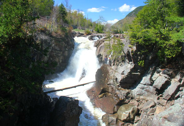 Etats-Unis: Week-end à LakePlacid