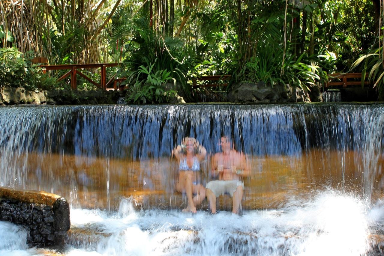 Costa Rica: des volcans qui font dubien…