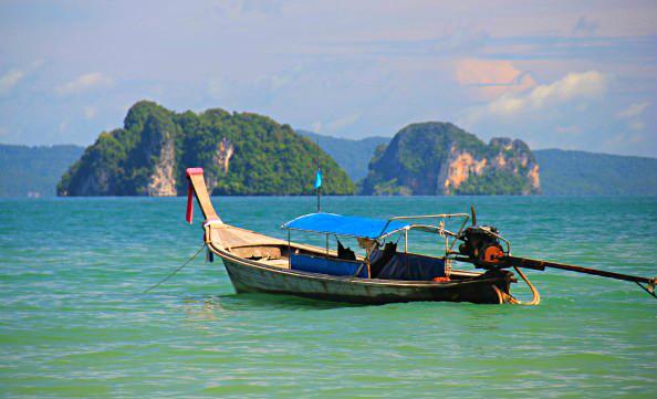 Thailande: îles et plageslégendaires