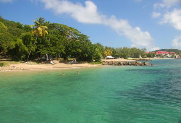 Sainte-Lucie: l'île aux diamantsverts