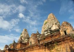 Au site de Ta Prohm, Siem Reap