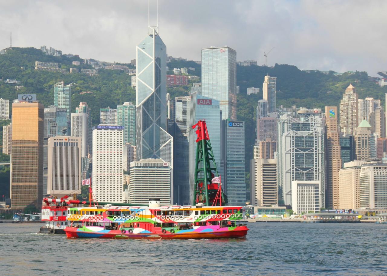 Honk Kong:  24 heures bien remplies!
