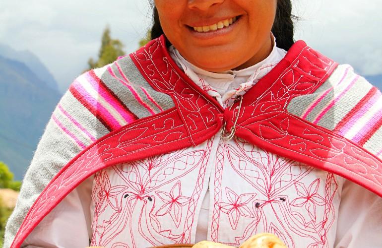 Dans la communauté de Mismanay, au Pérou