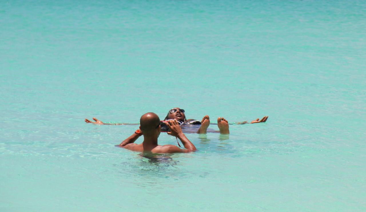 Anguilla: Jouer les Robinsons, avec classe!
