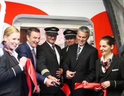 Arrivée du nouveau 777-300ER à Montréal