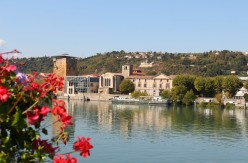 Vienne - rives du Rhône