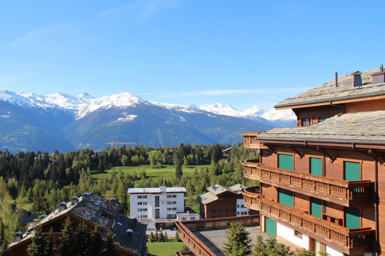 Suisse: Beautés et délices du Valais!