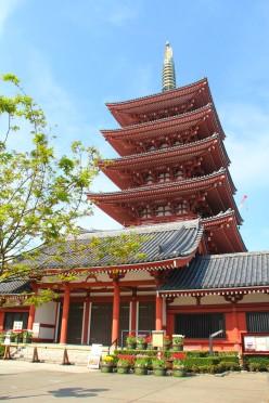 Senso-ji, à Tokyo