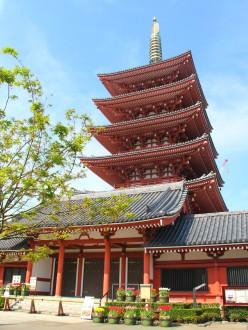Temple Senso-ji, à Tokyo