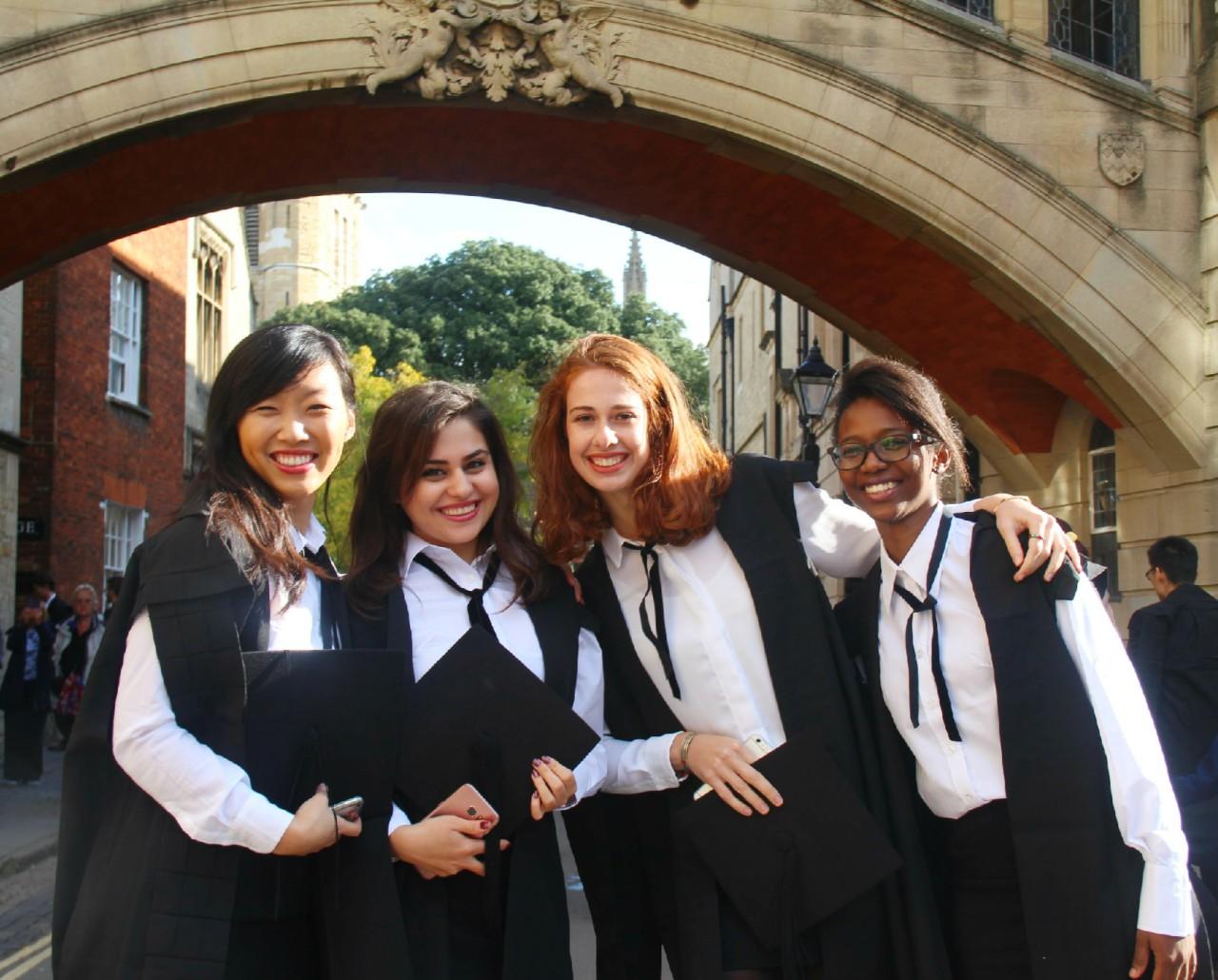 Angleterre: Elixir de jeunesse àOxford