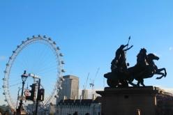La Grande Roue, Londres