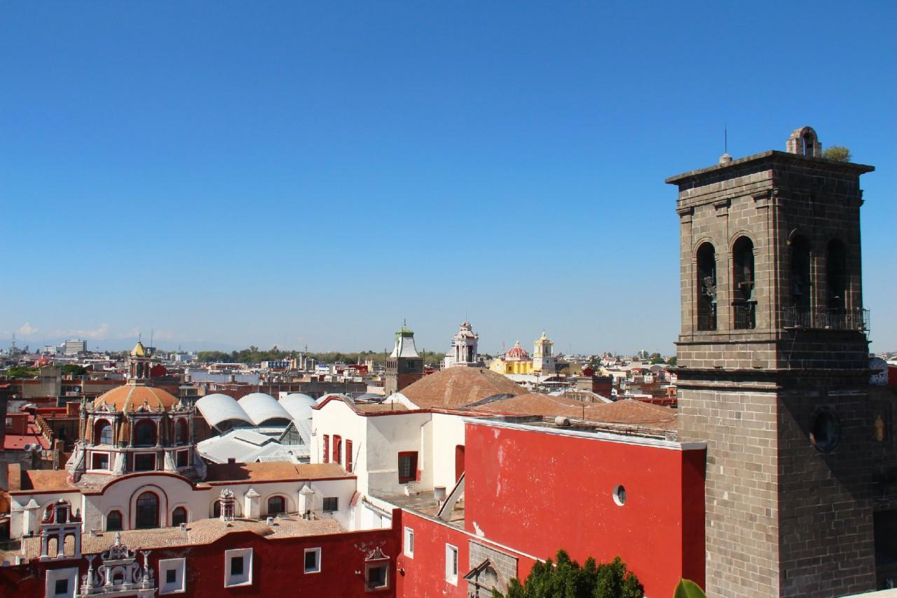 Mexique: Saveurs et couleurs dePuebla