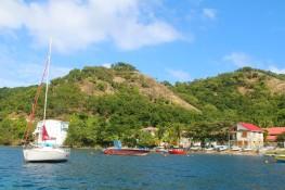 Port de Terre-de-Haut, Les Saintes