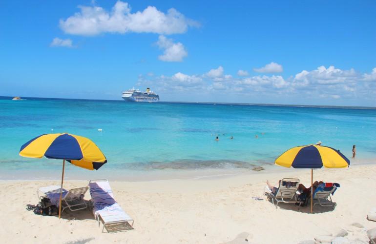 plage de Catalina, en République dominicaine