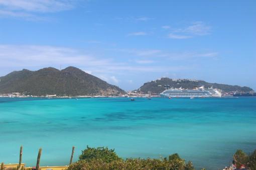 Port de Philipsburg, Saint-Maarten
