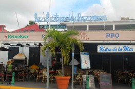 Restaurants à Marigot