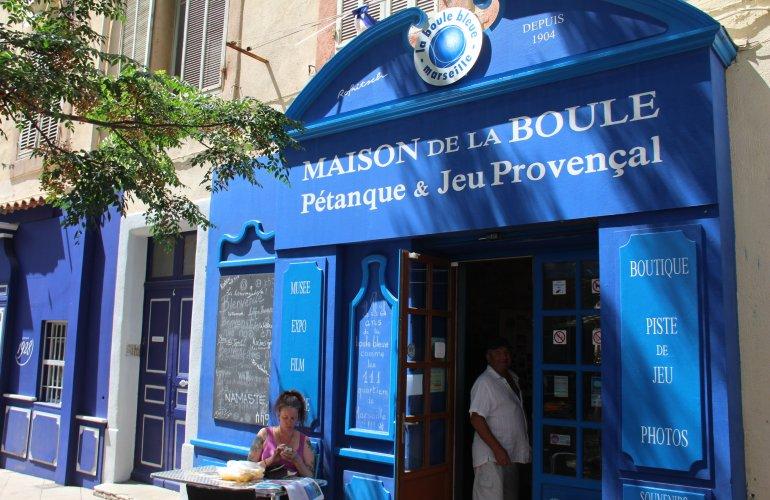 Quartier du Panier, à Marseille