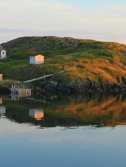 Terre-Neuve - île Change