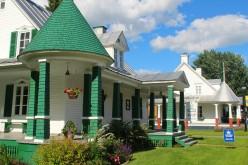 Champlain, sur le Chemin du Roy