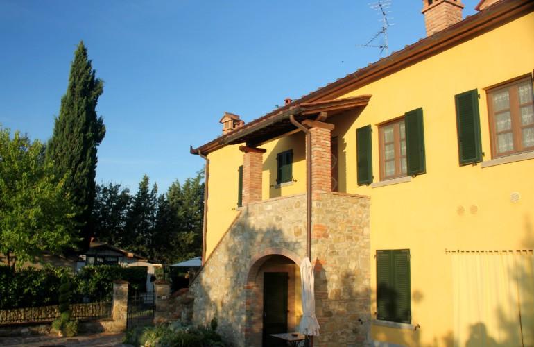 Maison en location, en Toscane