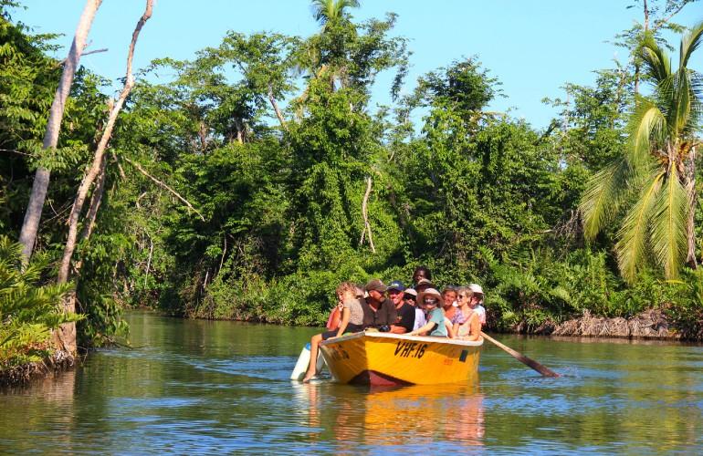 Indian River, avec Cobra Tours, en Dominique.