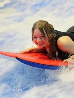 Au Maeva Surf, Laval