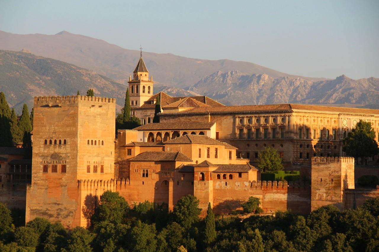 Espagne: Grenade, par tous les sens!