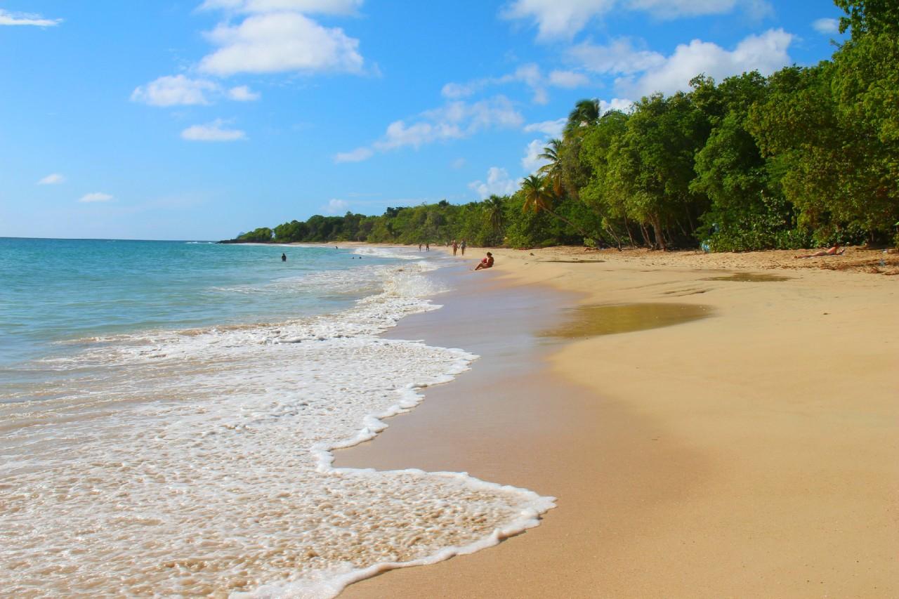 Martinique: Côté soleil!