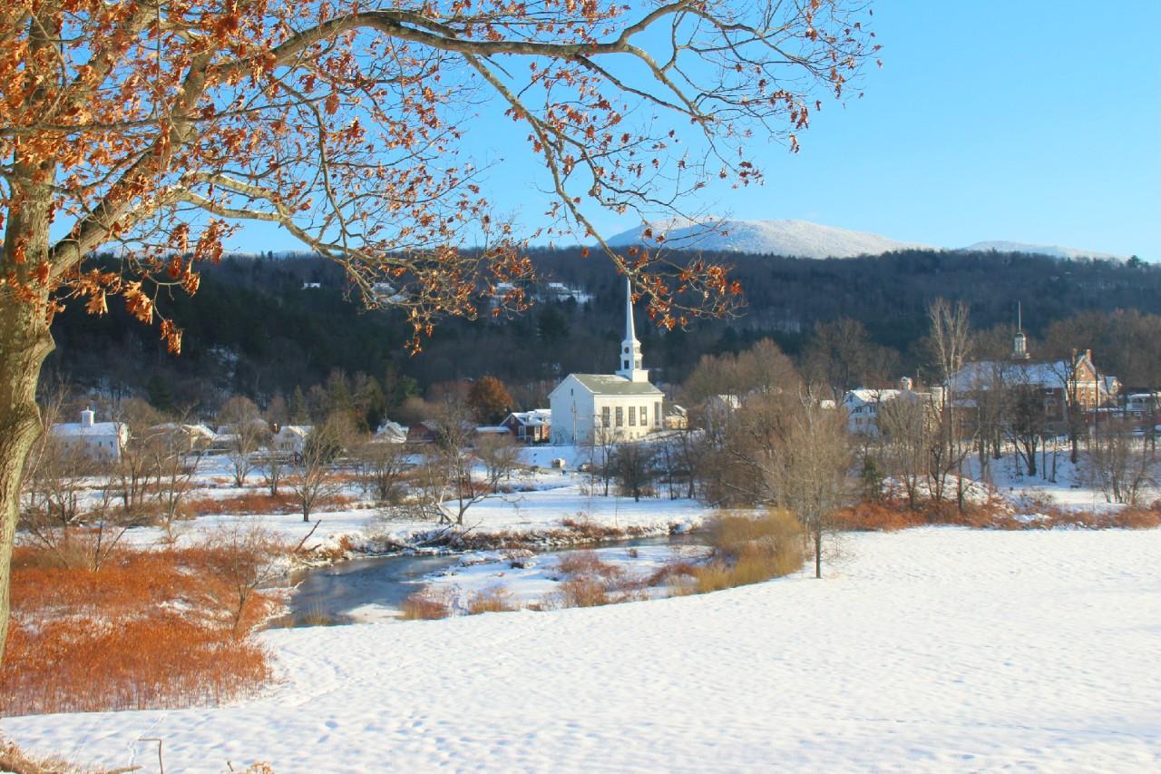 Vermont: Un week-end àStowe