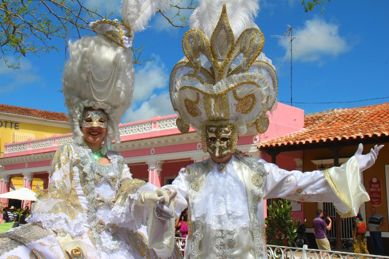 Cuba: Les fêtes àRemedios
