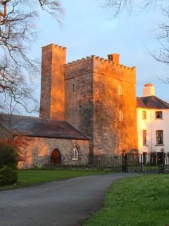 Barberstown Castle, près de Dublin.