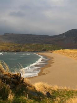 plage à Glencolmcille, dans le compté de Donegal