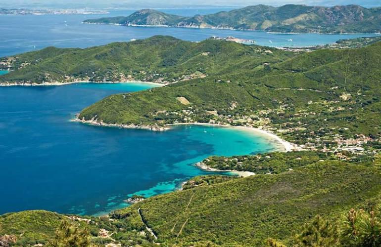 Parc national de l'archipel toscan - Italie