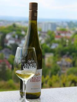 vignoble Eberbach, sur la montagne de Wiesbaden