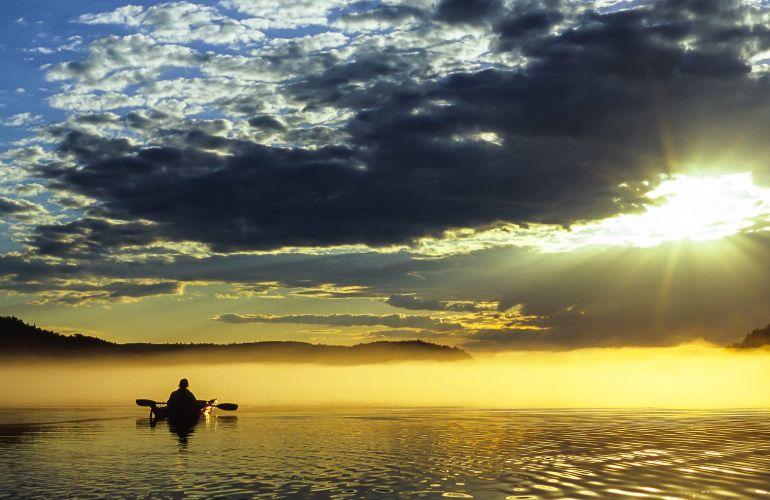 Lac Temiscamingue, Abitibi-Temiscamingue